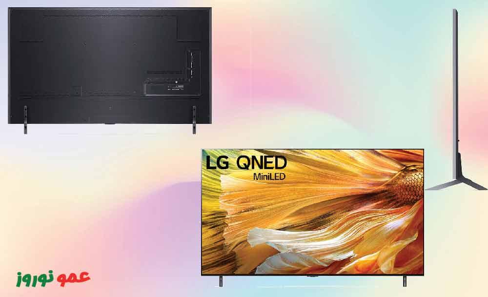 طراحی تلویزیون QNED90