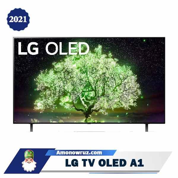 تلویزیون اولد ال جی A1 مدل 2021 OLED A1