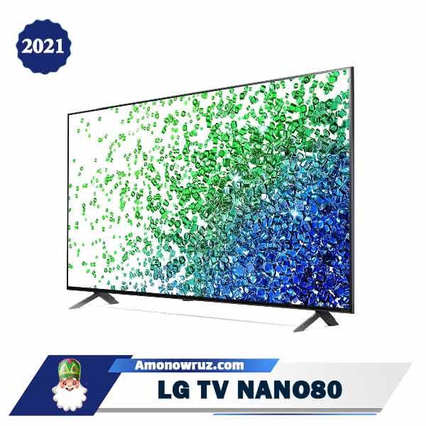 تلویزیون ال جی NANO80 مدل 2021