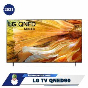 تصویر اصلی تلویزیون QNED90