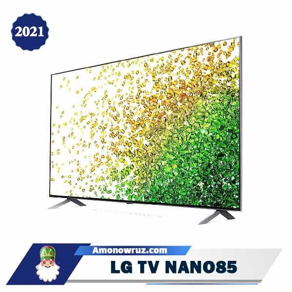 تلویزیون ال جی NANO85 مدل 2021