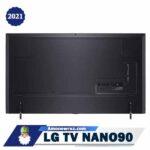 تلویزیون ال جی NANO90 پشت
