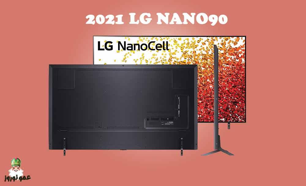معرفی تلویزیون ال جی nano90