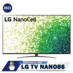 تلویزیون ال جی NANO86 روبرو