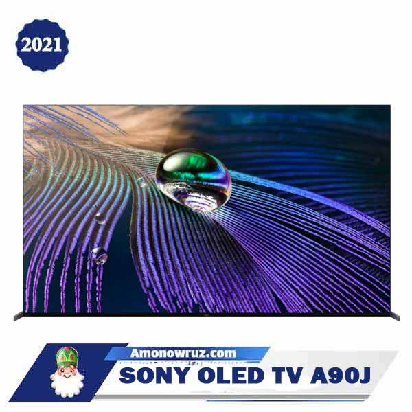 تلویزیون سونی A90J اولد 2021 OLED A90J