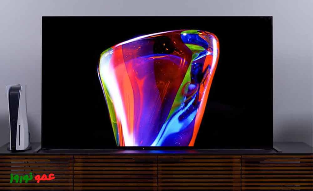 طراحی تلویزیون سونی A90J