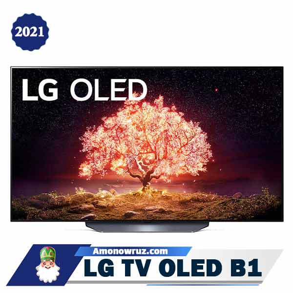 تلویزیون ال جی B1 اولد OLED 2021