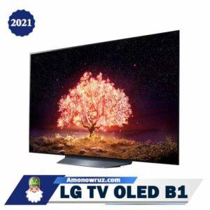تلویزیون ال جی B1 از زاویه