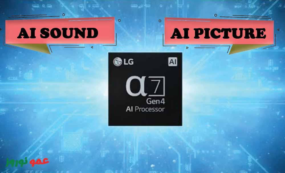 پردازنده تلویزیون ال جی B1