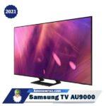 تلویزیون سامسونگ AU9000 از کنار