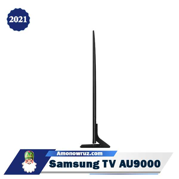 تلویزیون سامسونگ AU9000 مدل 2021