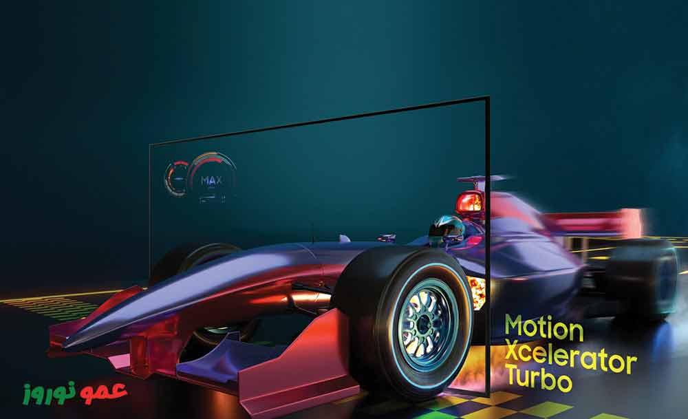 نرخ تازه سازی صفحه تلویزیون سامسونگ AU9000