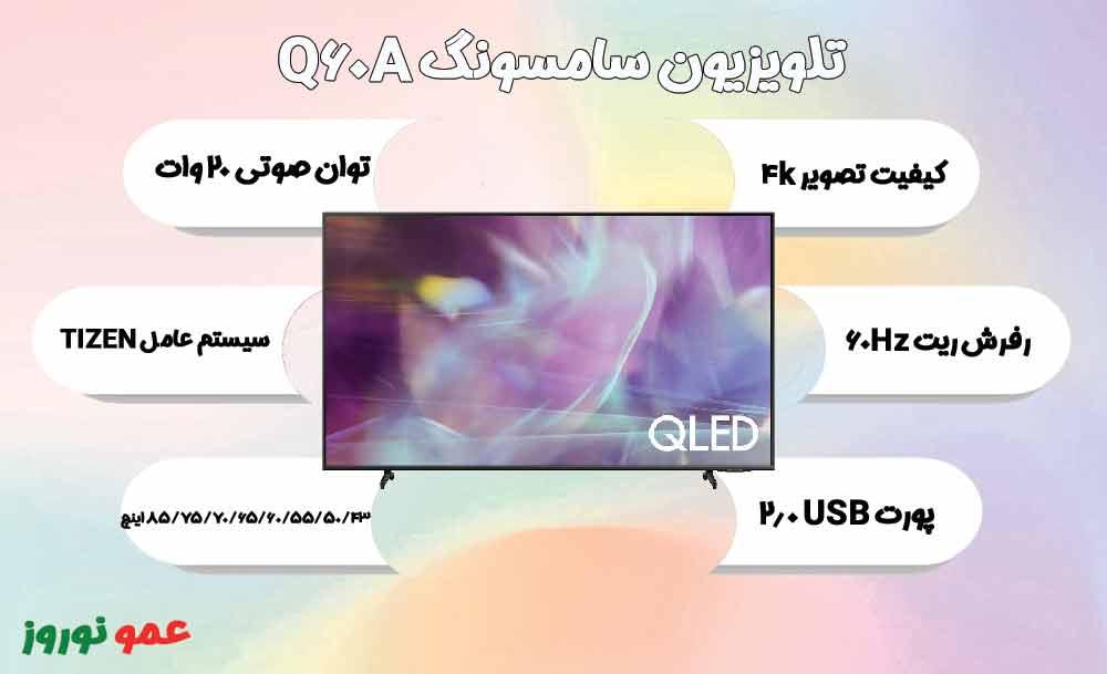 معرفی تلویوزیون Q60A