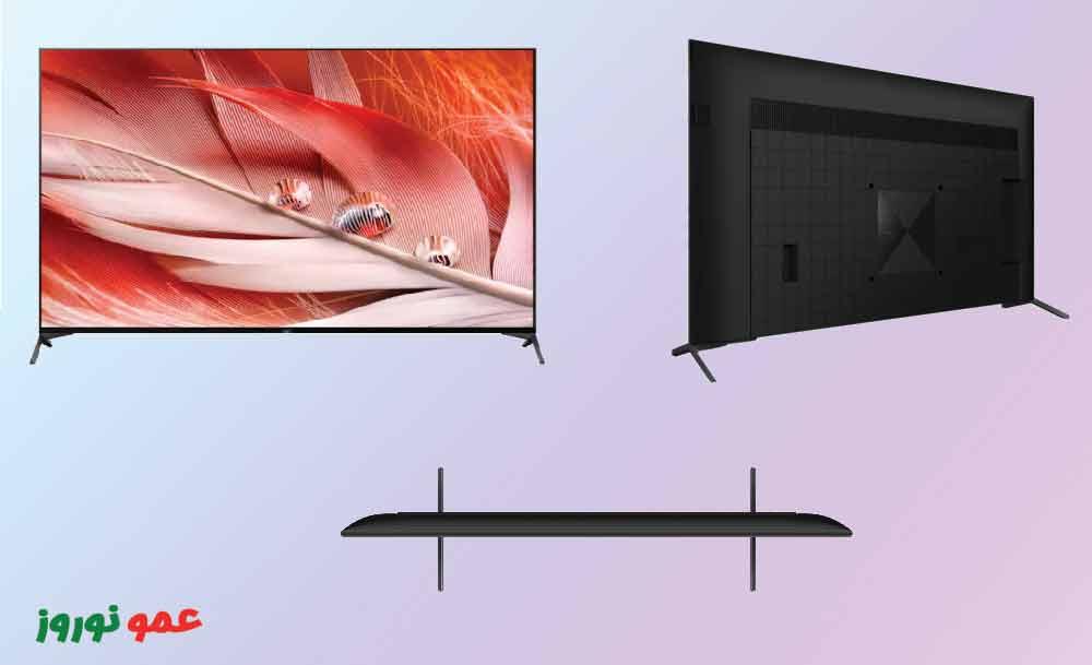طراحی تلویزیون سونی X94J