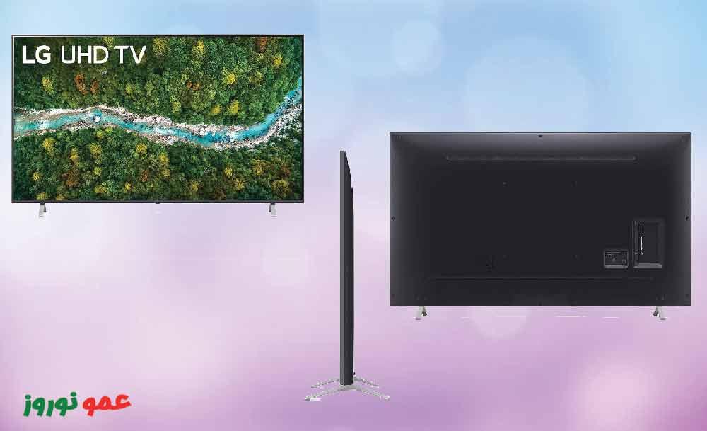 طراحی تلویزیون ال جی