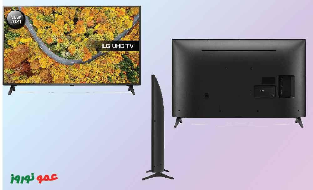 طراحی تلویزیون UP7500