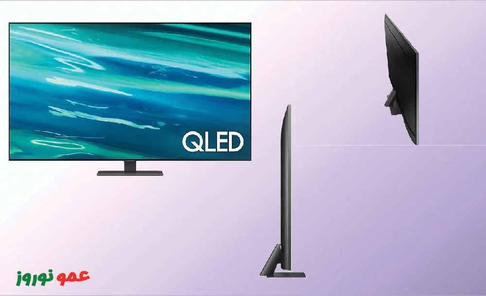طراحی تلویزیون Q80A