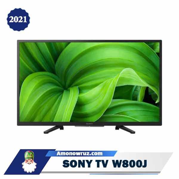 تلویزیون سونی W800J مدل 2021