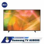 تلویزیون 43 65 76 اینچ سامسونگ AU8000