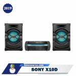 تصویر اصلی سیستم صوتی سونی X10