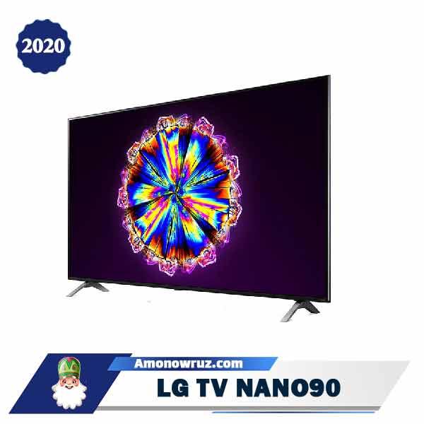 تلویزیون ال جی NANO90 مدل 2020