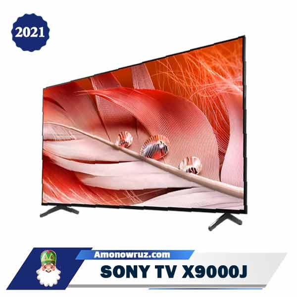 تلویزیون سونی X90J مدل 2021 X9000J