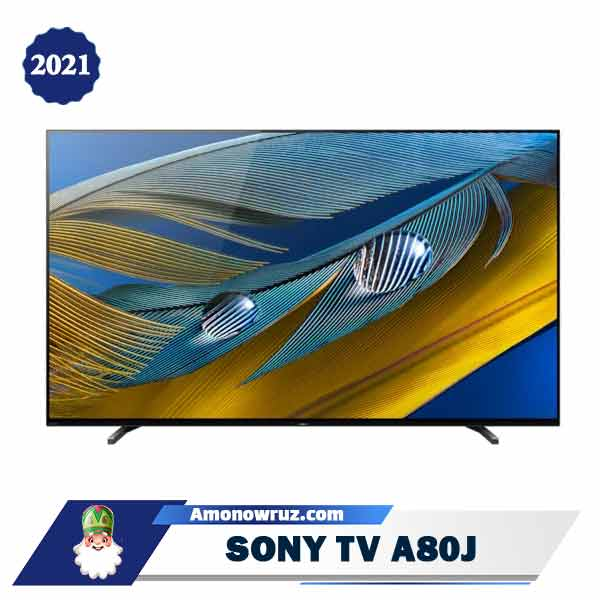 تلویزیون اولد سونی A80J مدل 2021