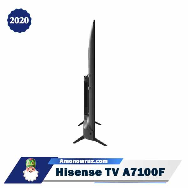 تلویزیون هایسنس A7100 مدل 2020 A7100F