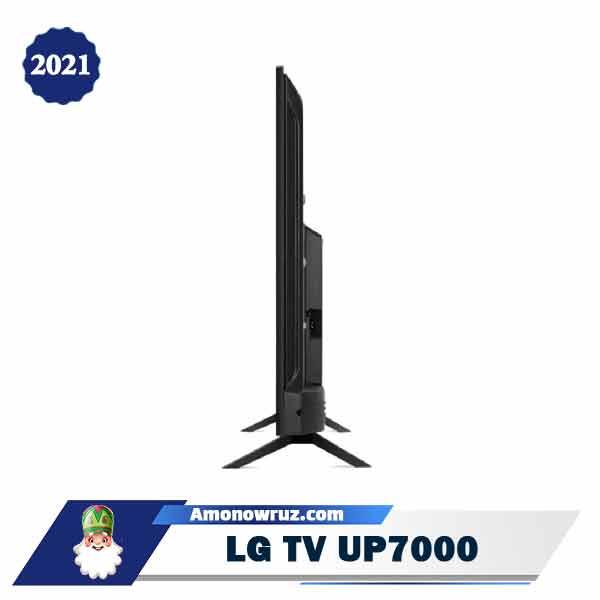 تلویزیون ال جی UP7000 مدل 2021