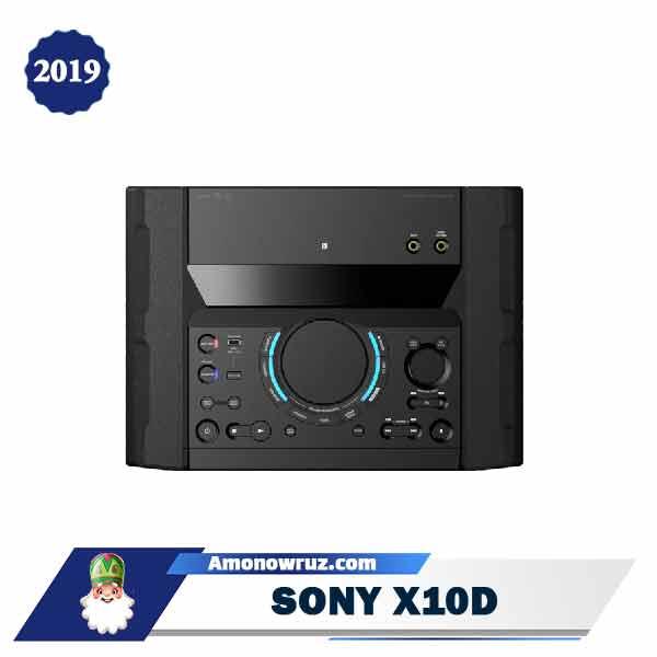 سیستم صوتی سونی X10 شیک X10D