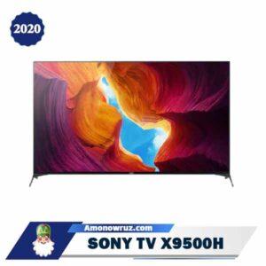 تصویر اصلی تلویزیون سونی X9500H