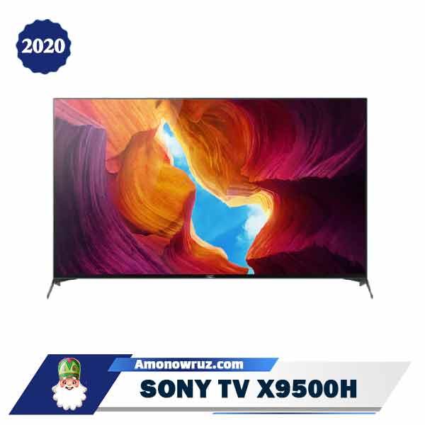 تلویزیون سونی X9500H مدل 2020