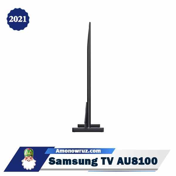 تلویزیون سامسونگ AU8100 مدل 2021