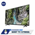 تلویزیون سونی X7500A