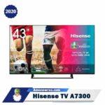 معرفی تلویزیون A7300