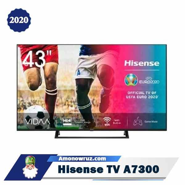 تلویزیون هایسنس A7300 مدل A7300F 2020