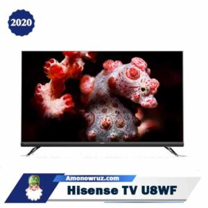 تصویر اصلی تلویزیون هایسنس U8WF