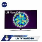 تصویر اصلی تلویزیون نانوسل ال جی NANO86