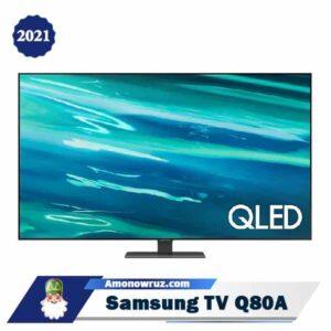 تصویر اصلی تلویزیون Q80A