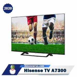 حاشیه تلویزیون هایسنس