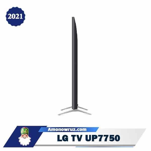 تلویزیون ال جی UP7750 مدل 2021