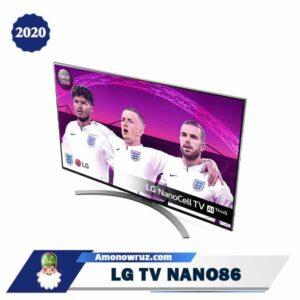 تلویزیون نانوسل ال جی NANO86