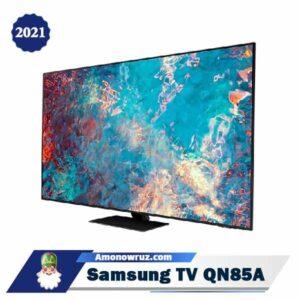 حاشیه تلویزیون QN85A
