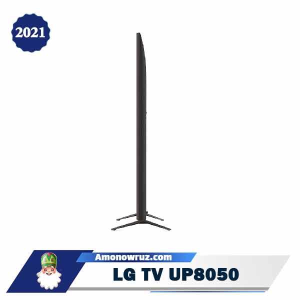 تلویزیون ال جی UP8050 مدل 2021