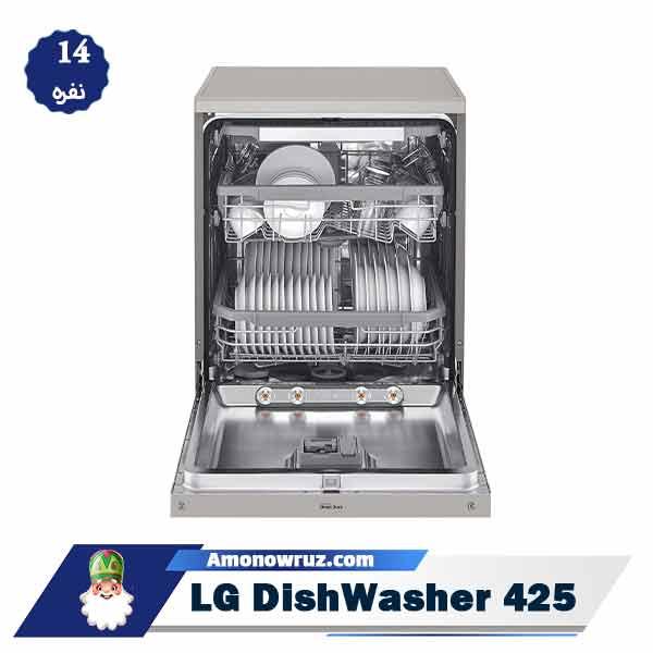 ماشین ظرفشویی ال جی 425