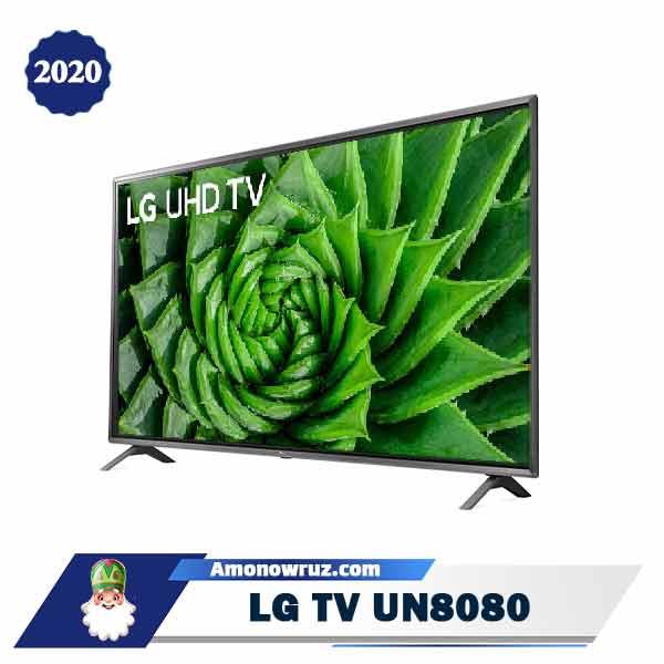 تلویزیون ال جی UN8080 مدل 2020