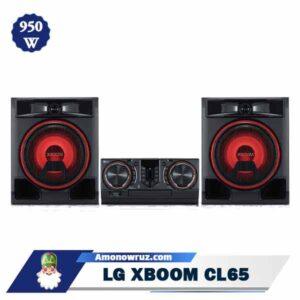 تصویر اصلی سیستم صوتی ال جی CL65