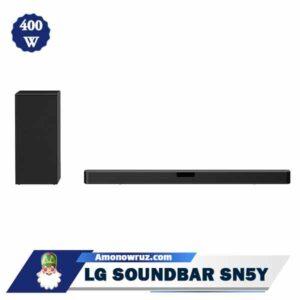 ساندبار ال جی SN5Y