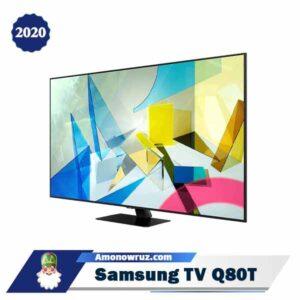 تلویزیون کیولد سامسونگ Q80T