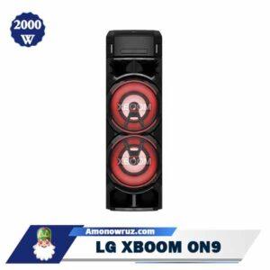 تصویر اصلی سیستم صوتی ال جی ON9